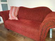 schönes und gemütliches 2er-Sofa