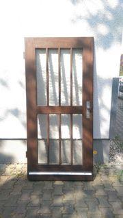 Tür Eingang Holz