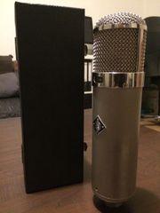Telefunken Neumann U47 Studiomikrofon