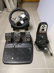 Logitech G27 Racing Wheel mit