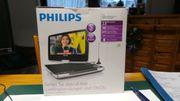 Philipps Tragbarer DVD Player
