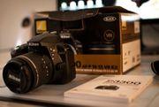 Nikon D3300 NEUWERTIG MIT 1