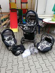 Bergsteiger capri Kinderwagen