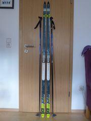 LL-Ski Fischer mit Bindung und