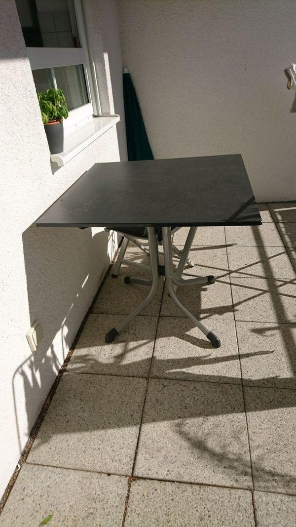 tisch fur balkon gebraucht kaufen nur 4 st bis 60 g nstiger. Black Bedroom Furniture Sets. Home Design Ideas