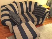 Kuschelige Couch