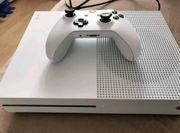 Xbox One S 500GB Weiß