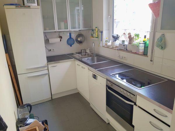 Schöne einbauküche hochglanz küchenzeilen anbauküchen