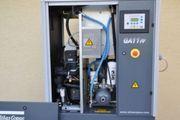 Schraubenkompressor Atlas Copco GA11c ff