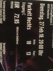 2 Tickets Howard