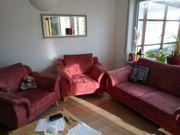 3-teilige Sofa