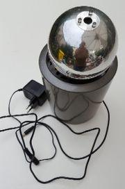 Mini Zimmerspringbrunnen mit LED