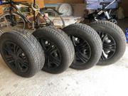 4x Winter Kompletträder für VW