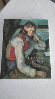 Cezanne Gemälfde Katalog