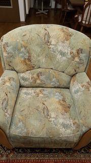 Neuwertiges Einsitz-Sofa mit sehr schönem