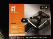 Switch KVM für
