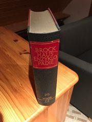 Brockhaus Enzyklopädie Auflage 17 in
