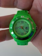 ICE-Watch forever Green - Grüne Kinderuhr