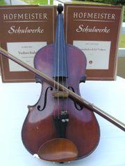 Schulwerke für Violinen