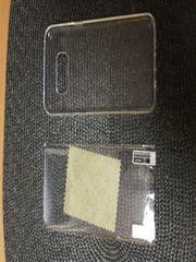 samsung s8 Silikoncase Displayfolie