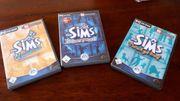 PC CD ROM - Sims Erweiterungspacks