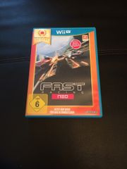 WiiU Nintendo spiel Fast