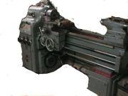 Leit und Zugspindel Drehmaschine Gebraucht
