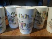 Melitta Kaffee-Becher für Sammler
