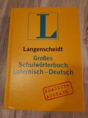 Latein - Deutsch, Klausurausgabe