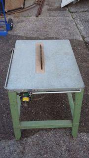 Tischkreissäge (1)