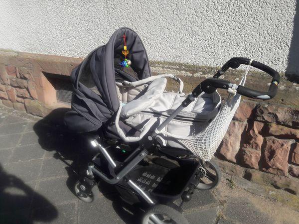 Kinderwagen Mistral S von Teutonia