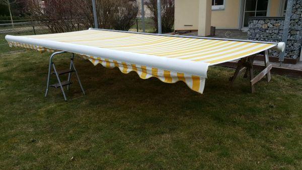 Sonnenschutz Markise Gebraucht Kaufen 2 St Bis 60