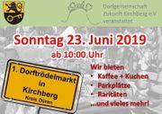 1 Kirchberger Dorftrödelmarkt Kirchberg am