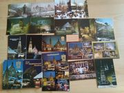 Alte Nürnberger Postkarten
