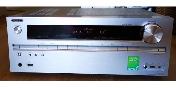Onkyo TX-NR515 7 2-Kanal AV-Netzwerk-Receiver