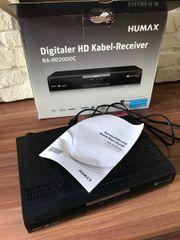 Kabelreciever FULL HD