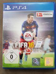 Ps4 Fifa 16 Spiel