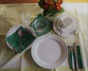 Gastronomie-Geschirr und Besteck für Vereine
