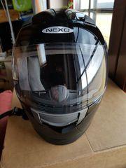 Motorrad- und Rollerhelm NEXO