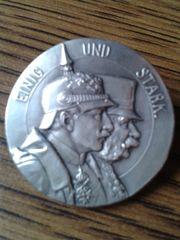 Medaille EINIG UND