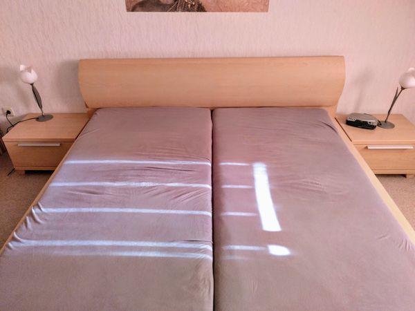 Schlafzimmer komplett Fa. Wackenhut in Roth - Schränke, Sonstige ...