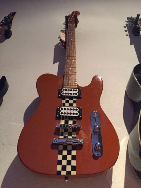 Stagg nitro telecaster style Gitarre in Höchst - Gitarren/-zubehör ...