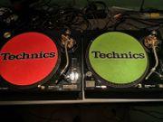 2 x Technics SL 1200