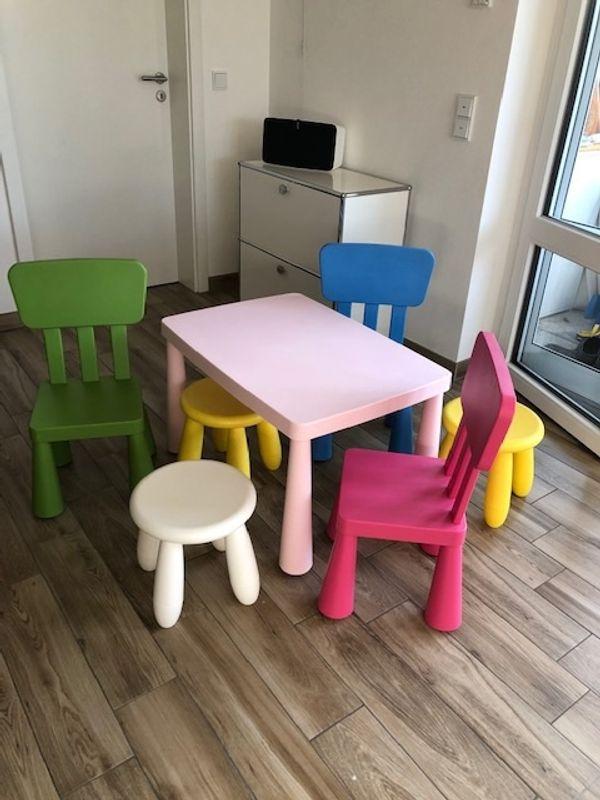 Ikea Mammut 7 Teile Bunt In Germering Kinder Jugendzimmer Kaufen