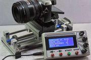 Motorisierter MACRO-STACKER für Sony Nikon