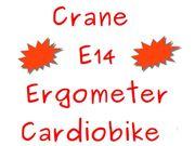 CRANE POWER E 14 Heimtrainer-HOMETRAINER-Ergometer-CARDIOBIKE