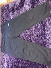 Adidas Sport Hose Schwarz Größe