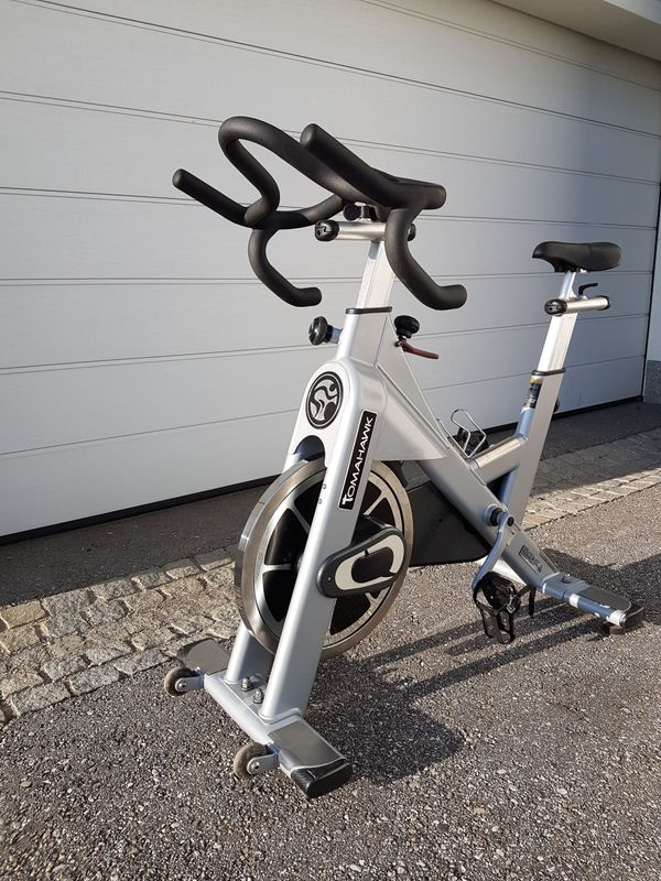 Spinning Bike - Tomahawk S Serie Spinning Indoor Cycling Bike in ...