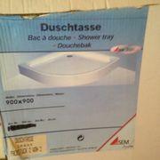 Duschtasse
