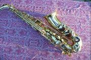 Selmer Serie III Saxophon Goldlack